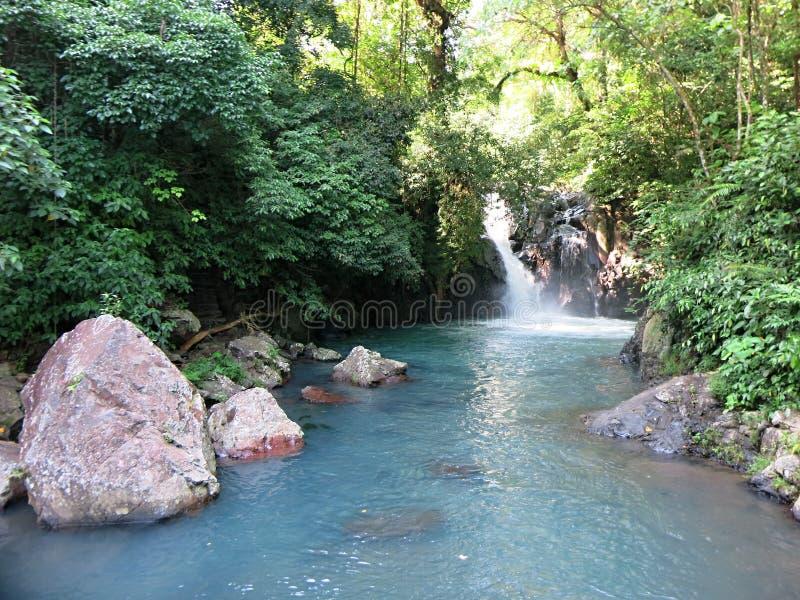 Jardin secret de Sambangan dans Bali, Indon?sie image libre de droits
