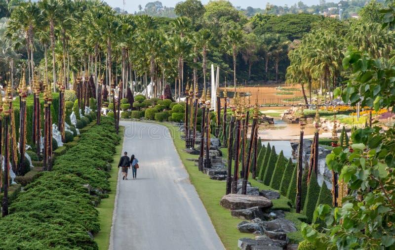 Jardin vert images stock