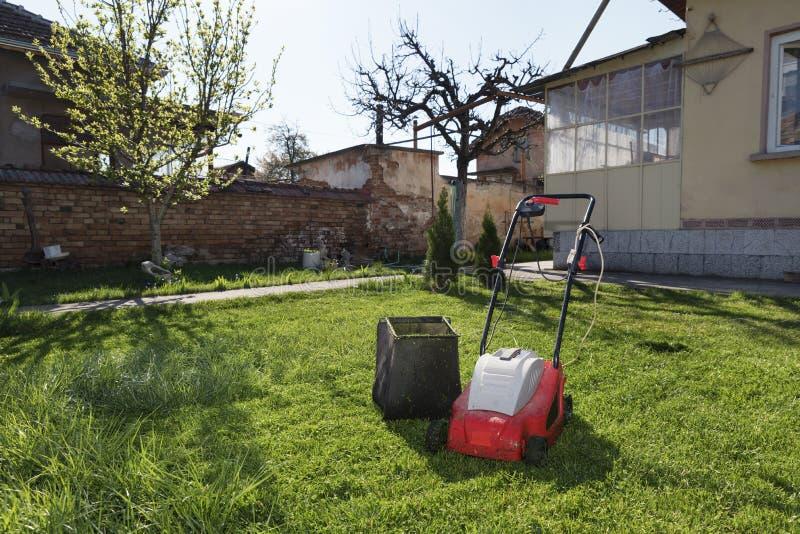 Jardinage de source Activité de printemps Passe-temps et loisirs images stock