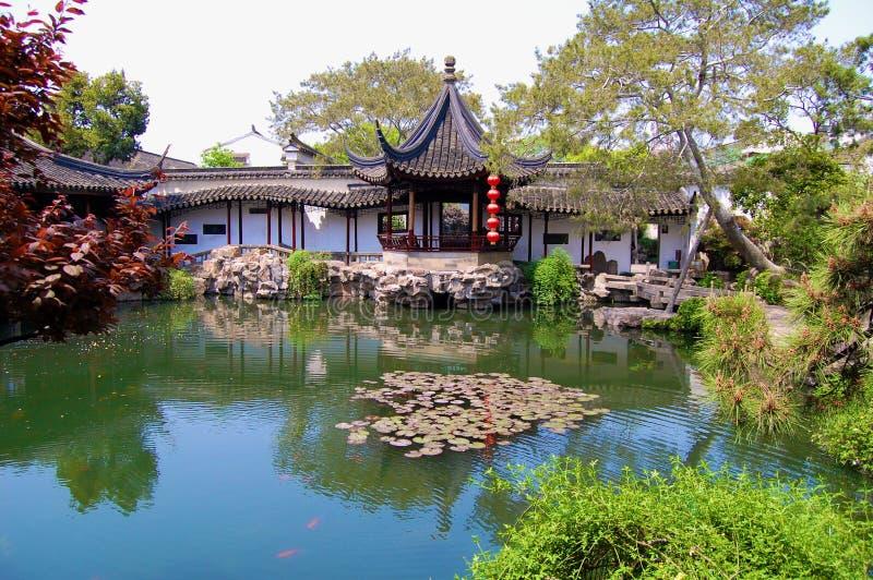 Jardines chinos imagen de archivo Imagen de gardening 27253819