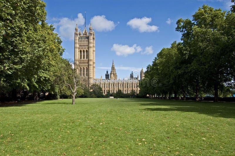 Jardines de Londres Victoria fotos de archivo libres de regalías
