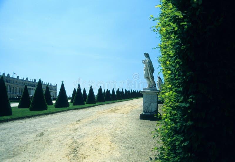 Jardines de Versalles imagen de archivo