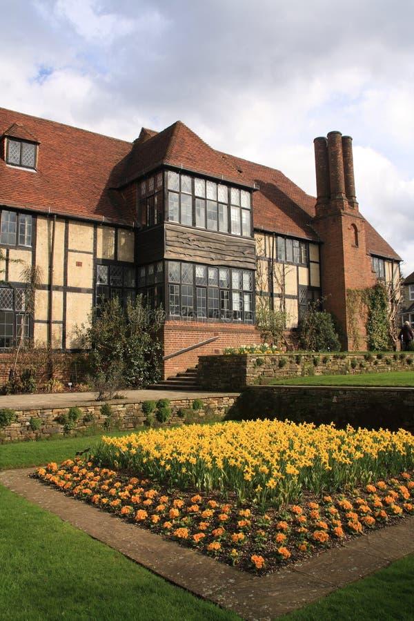 Jardines de Wisley imágenes de archivo libres de regalías