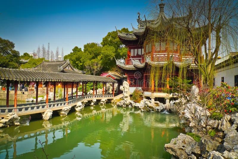 Jardines de Yuyuan imagen de archivo