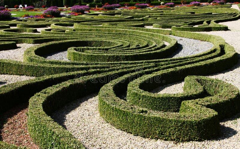 Jardines del palacio de Ludwigsburg - Alemania (5) imagen de archivo