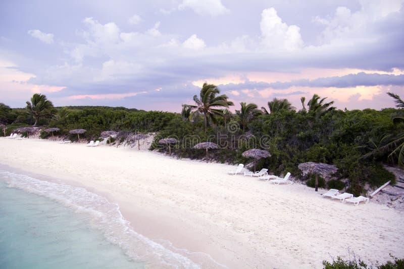 Jardines del Rey Archipelago stock afbeelding