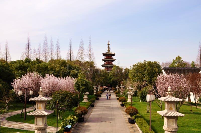 Jardines en Suzhou fotos de archivo libres de regalías