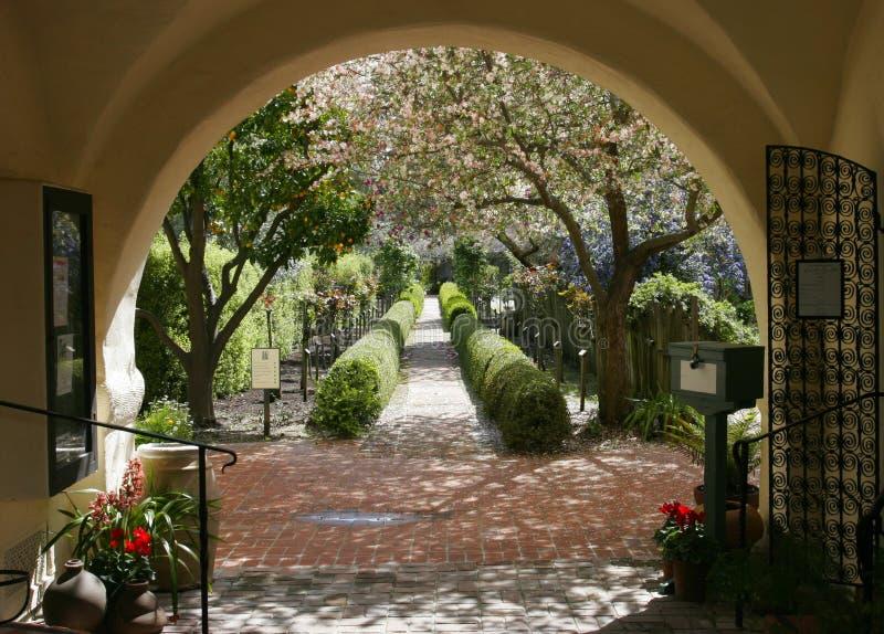 Jardines españoles fotos de archivo libres de regalías