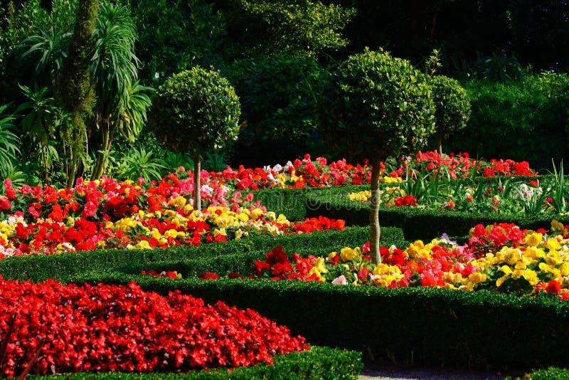 Jardines hermosos plymouth reino unido foto de archivo - Fotos de jardines ...