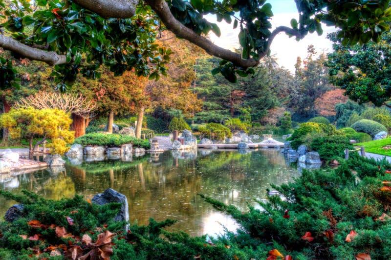 Download Jardines japoneses foto de archivo. Imagen de dinámico - 64202064