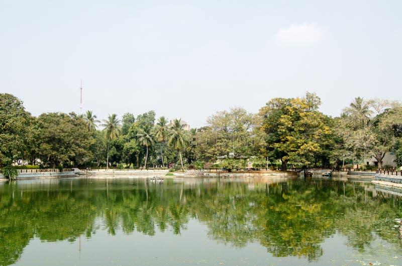 Jardines Públicos, Hyderabad Imágenes de archivo libres de regalías