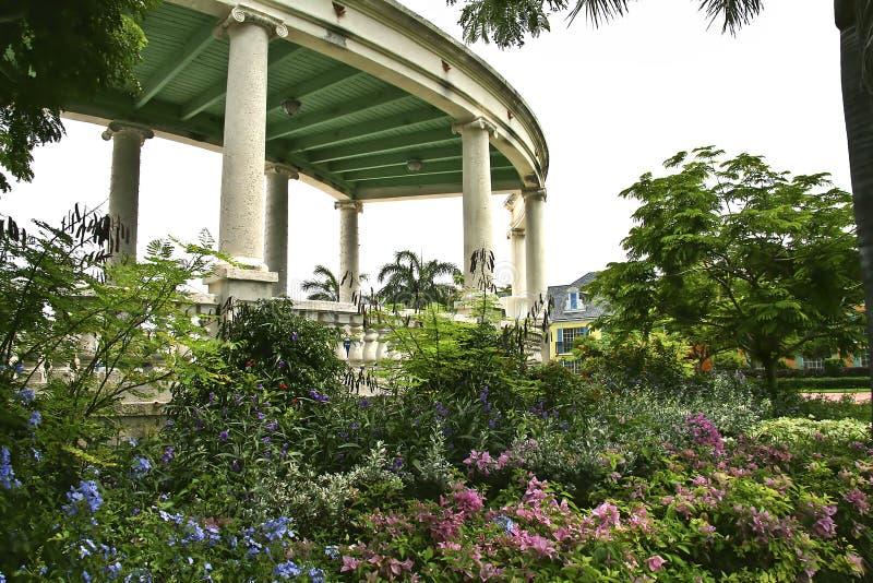 Jardins architecturaux photo libre de droits