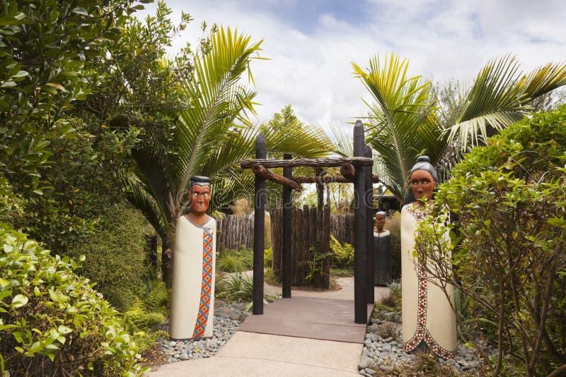 Jardins botânicos de Auckland imagens de stock royalty free