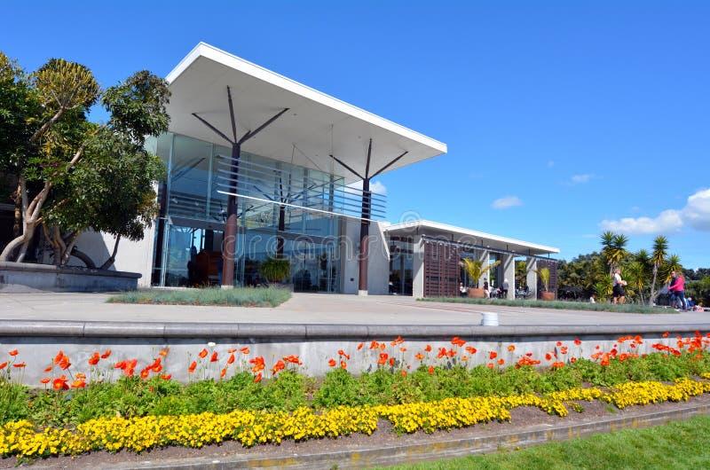 Jardins botaniques d'Auckland - Nouvelle-Zélande photos stock