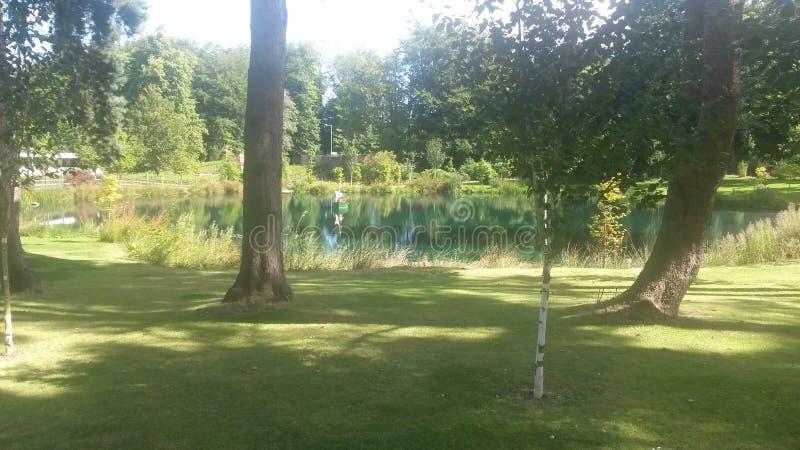 Jardins d'Alnwick photo stock
