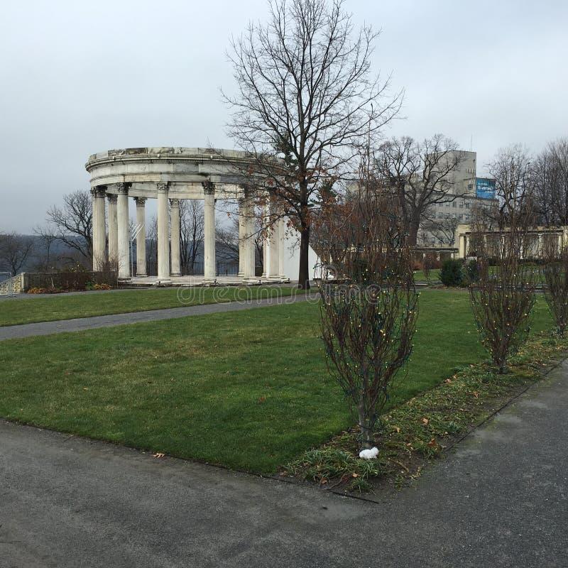 Jardins d'Untermeyer photos libres de droits