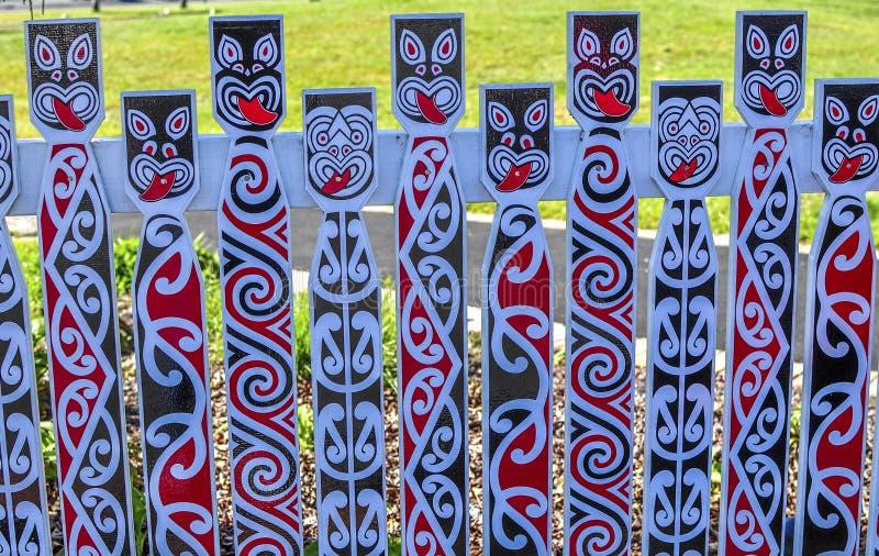 Jardins de gouvernement de Rotorua images libres de droits