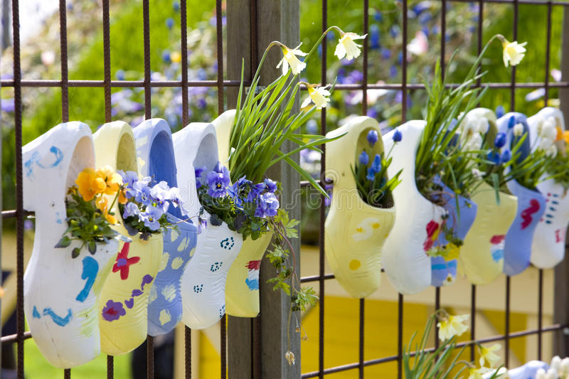 Jardins de Keukenhof fotos de stock royalty free