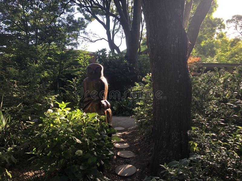 Jardins extrèmement hauts de Dandenong de bâti photos stock