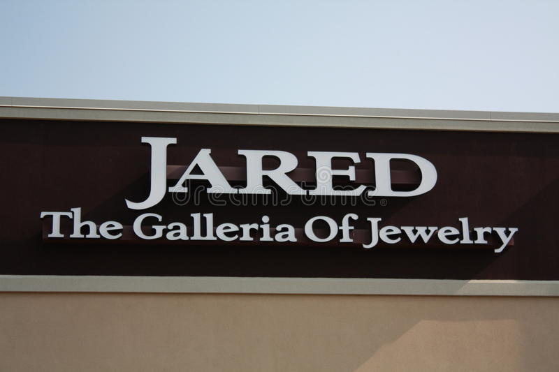 Jared The Galleria Of Jewelry Editorial Stock Image Image of