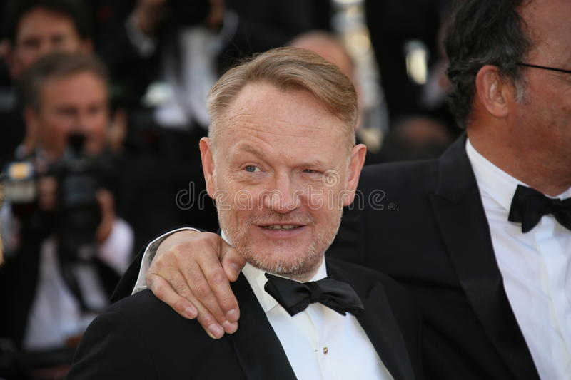 Jared Harris. Attends 'The Last Face' Premiere during the 69th annual Cannes Film Festival at the Palais des Festivals on May 20, 2016 in Cannes, France stock images