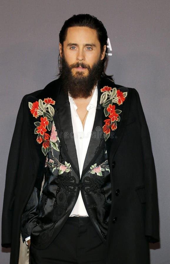 Jared Leto obrazy royalty free