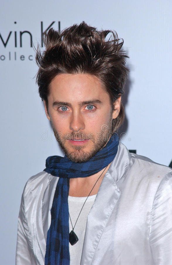 Jared Leto stockfotos