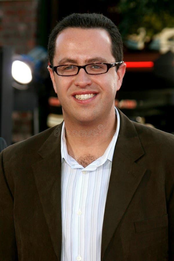 Jared S. Fogle 免版税图库摄影