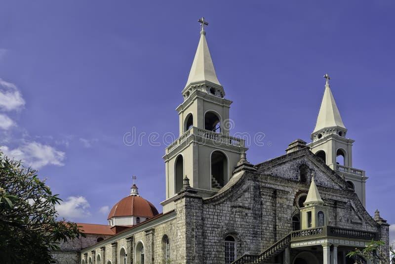 Jaro Cathedral foto de stock royalty free