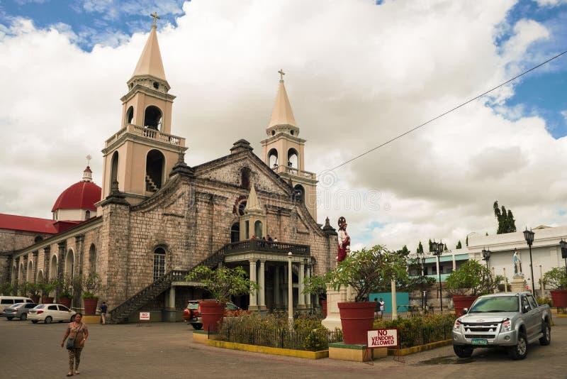 Jaro Evangelical Church imagens de stock