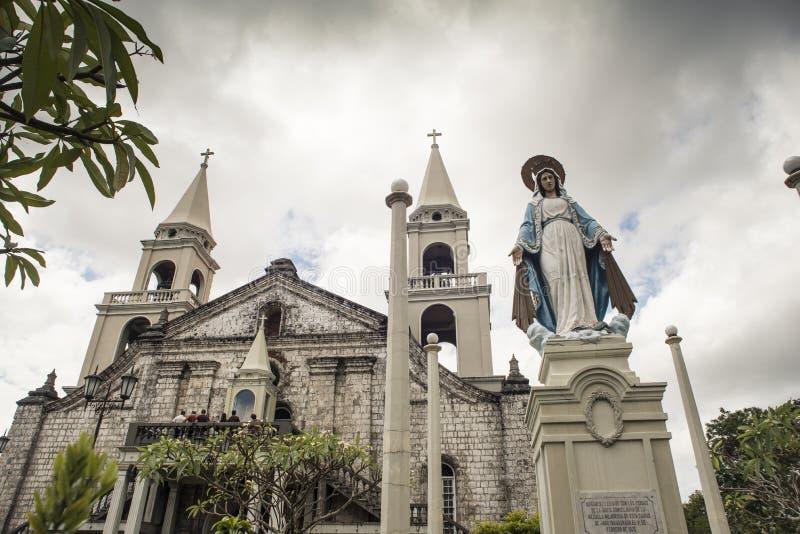 Jaro Evangelical Church fotografia de stock royalty free
