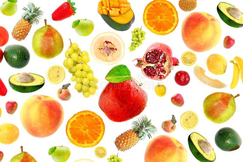 Jarosza Asortowany Zdrowy jedzenie obrazy royalty free