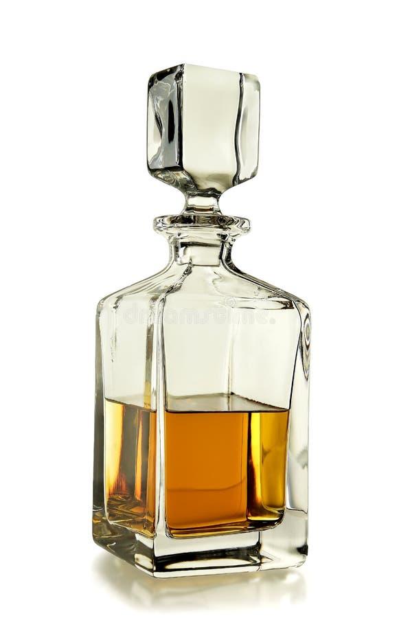 Jarra del whisky imágenes de archivo libres de regalías