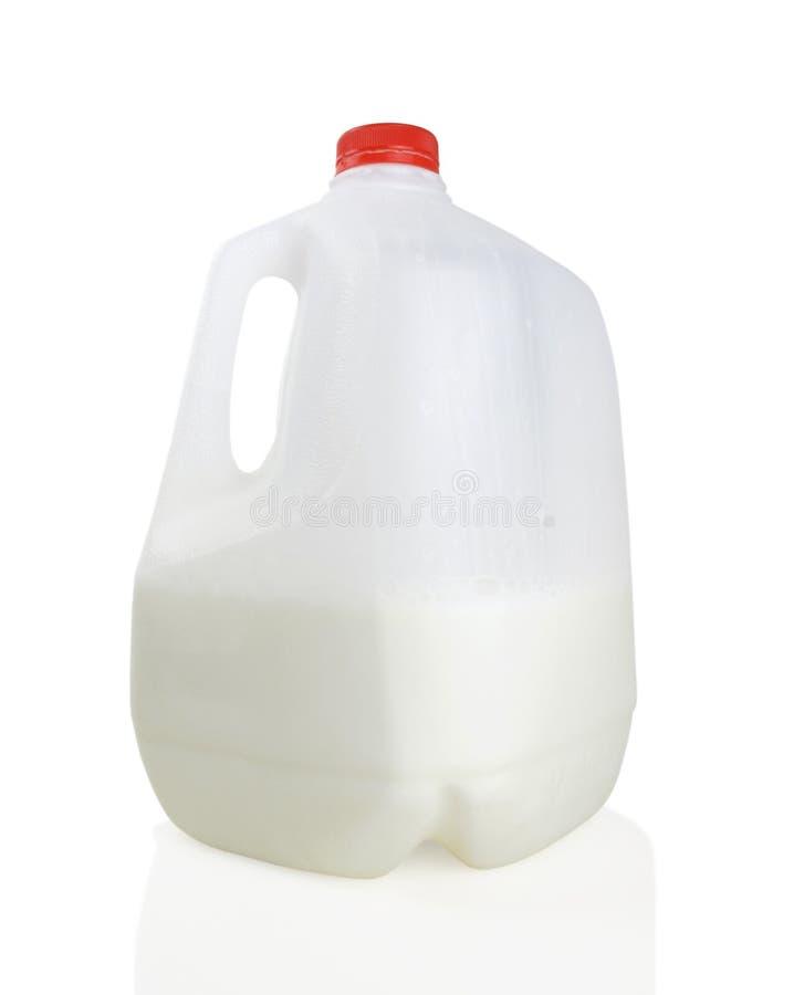 Jarro de leite imagem de stock royalty free