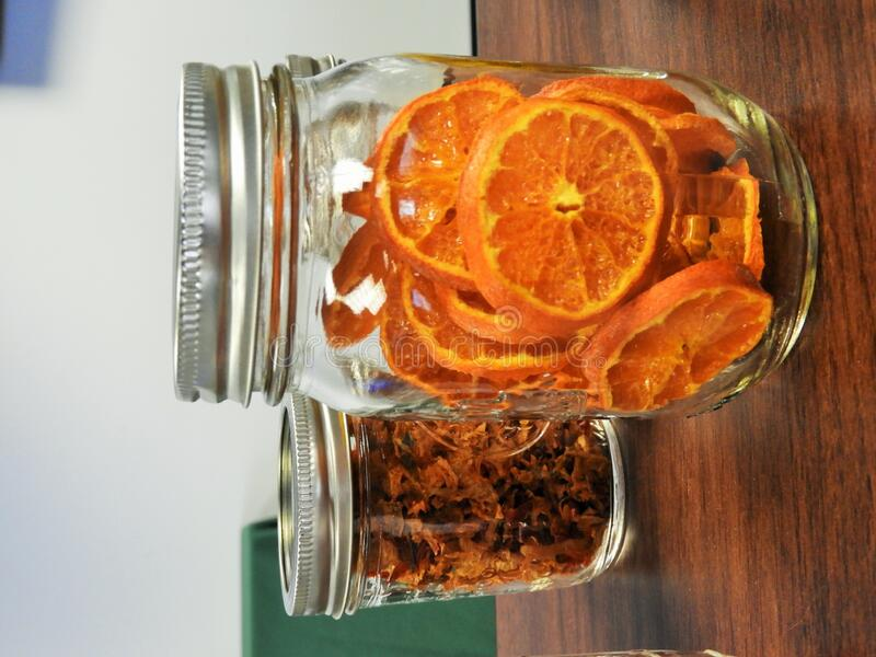 Jars Of Dehydrated Foods Free Public Domain Cc0 Image