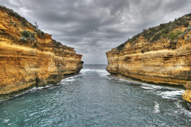 jaskinia grom obrazy royalty free