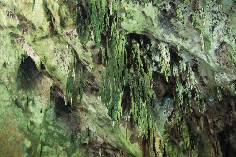 Jaskiniowy Stalagmit Fotografia Stock