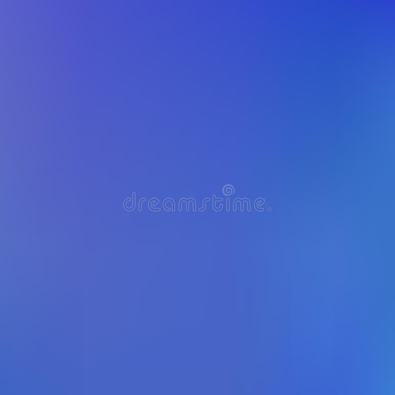 Jaskrawe zamazane grafika od różnorodnych kombinacji kolory i cienie ilustracja wektor