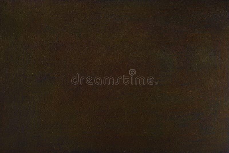 Jaskrawego brązu wełnisty tło obrazy royalty free