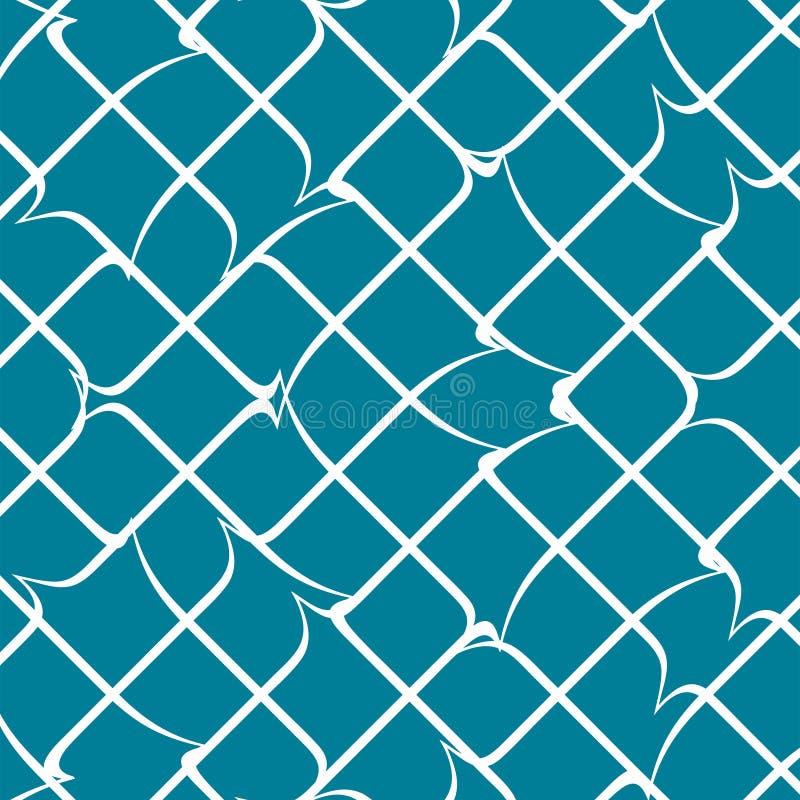 Jaskrawy abstrakcjonistyczny geometryczny deseniowy tło zdjęcie royalty free
