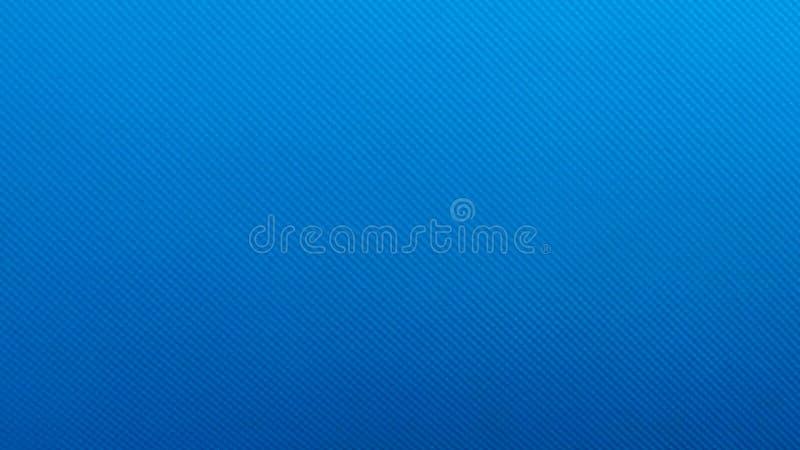 Jaskrawy błękit embossed plastikowa tekstura fotografia stock