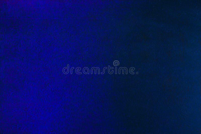 Jaskrawy błękitny wełnisty tło zdjęcia royalty free