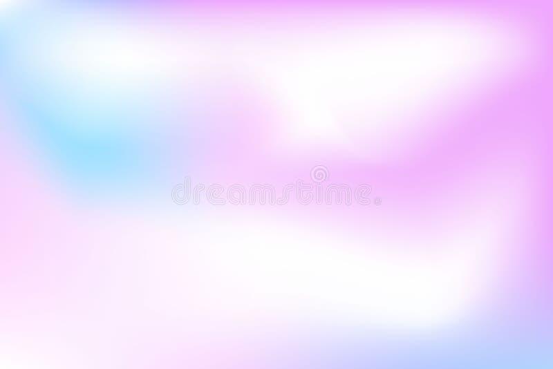 Jaskrawy kolorowy sztandar szczęśliwy Easter Pastel barwił gographic abstrakcjonistycznego tło od rozmytych punktów ilustracji