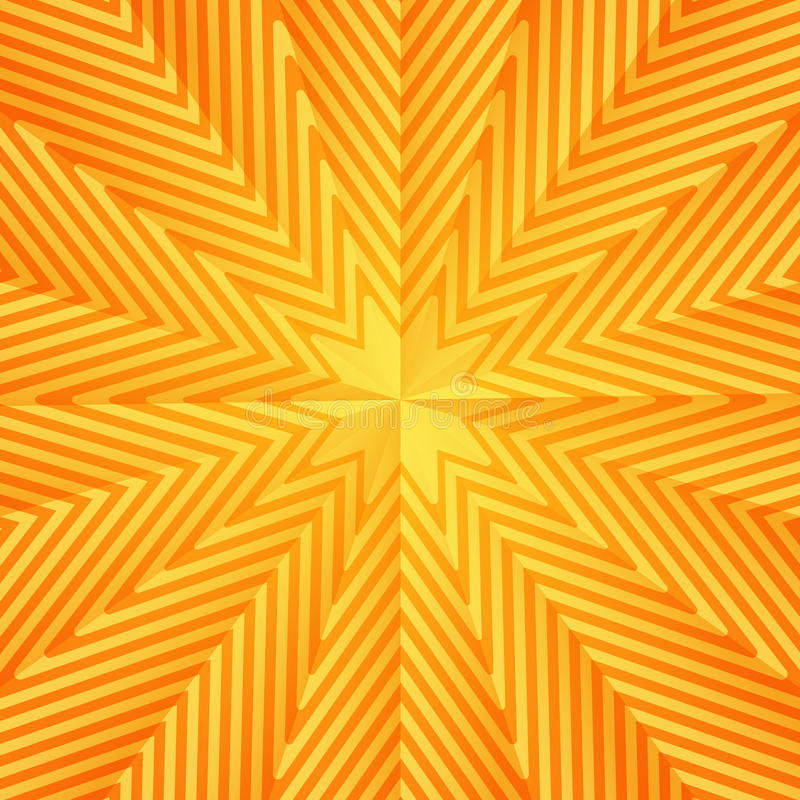 Jaskrawy lato abstrakta tło ilustracja wektor