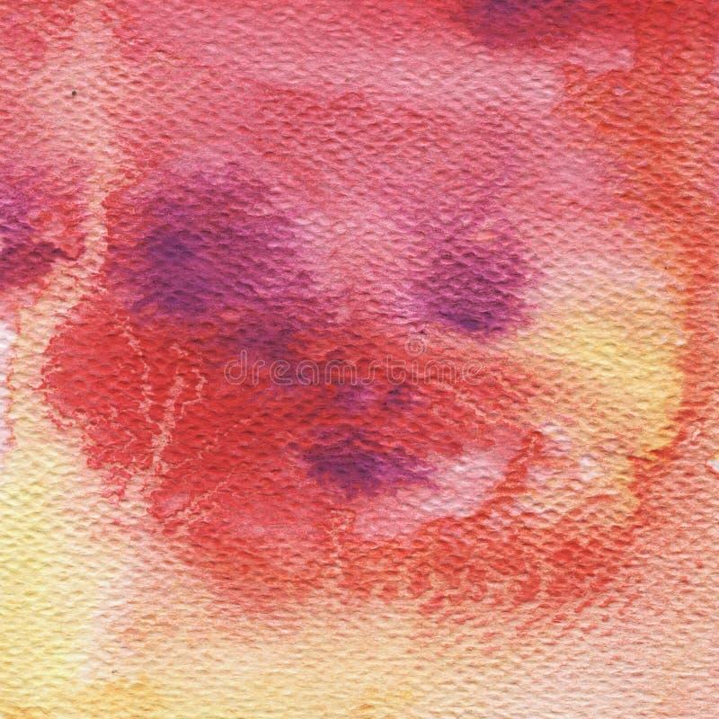 Jaskrawy stubarwny pluśnięcie obraz stock