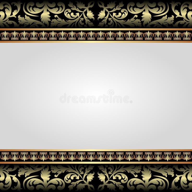 Download Jaskrawy tło ilustracja wektor. Obraz złożonej z metal - 27605359