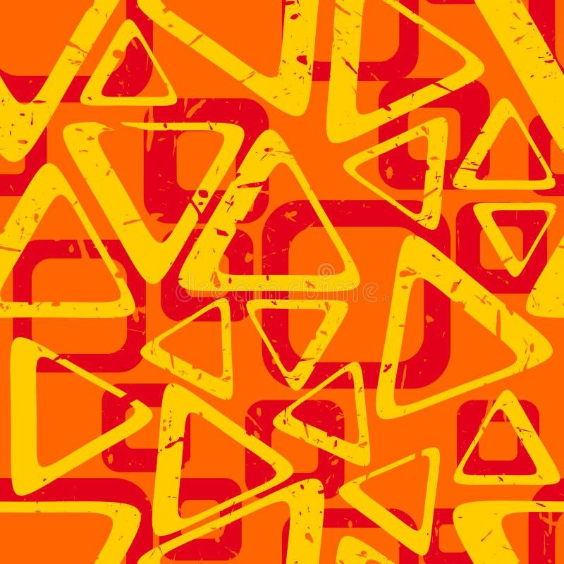 Download Jaskrawy wzór ilustracja wektor. Ilustracja złożonej z tkanina - 13335636