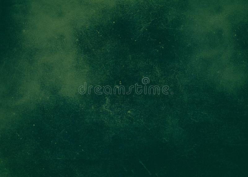 Jaskrawy - zielony abstrakt textured tło teksturę punkt z jaskrawymi punktami farba Pusty tło projekta sztandar zdjęcie stock