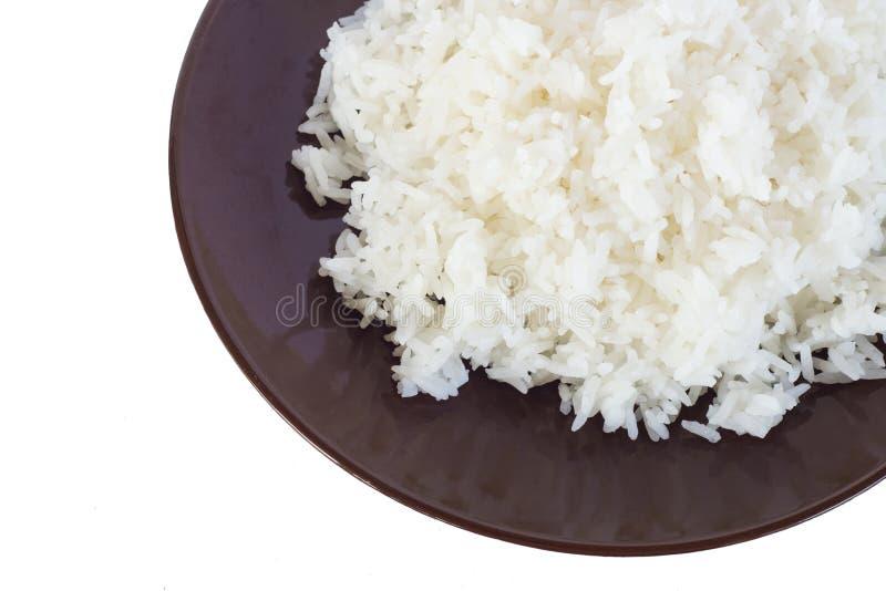 Jasmin rice. Asian orienal healthy stock image