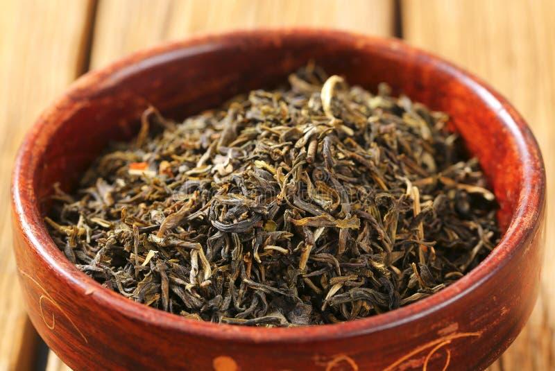 Jasmine Green Tea image stock